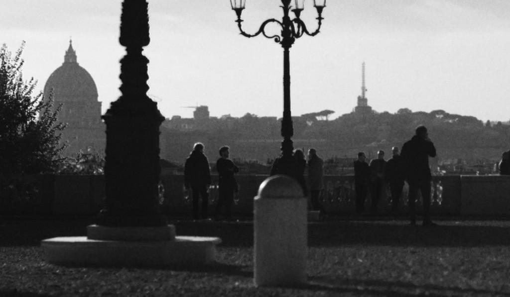 Bianco e nero 2015 - Fotografia in Roma - Michele Settembre