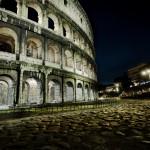 Fotografia in Roma - Ai piedi del Colosseo - Michele Settembre