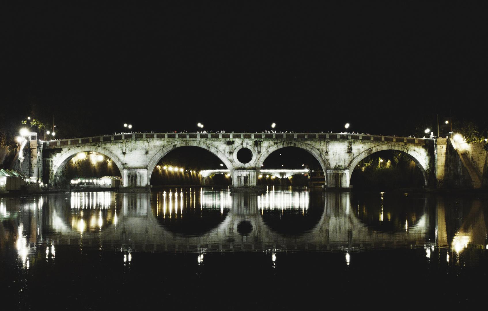 Fotografia in Roma - Il Ponte Sisto - Michele Settembre
