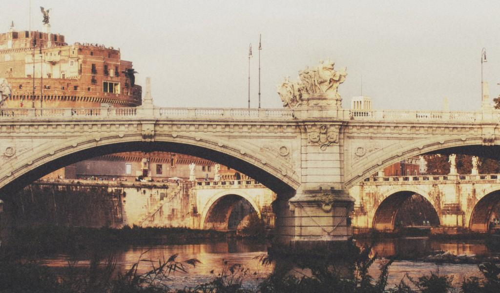 Fotografia in Roma - Il Ponte dell'Angelo - Michele Settembre