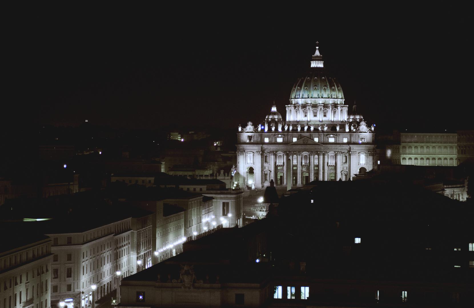 Fotografia in Roma - Via della Conciliazione - Michele Settembre