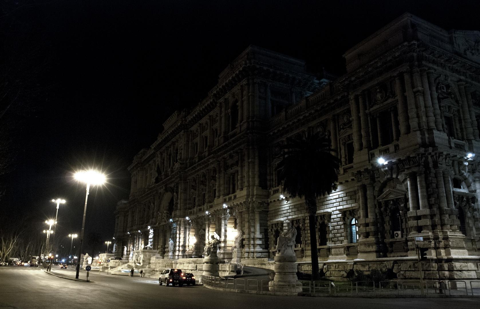 Fotografia in Roma - Il Palazzaccio - Michele Settembre