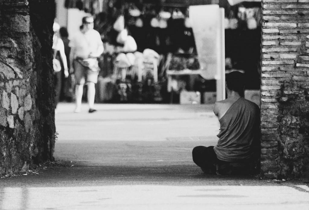 Fotografia in Roma - Povertà e miseria - Michele Settembre