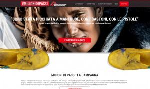 Milioni di Passi - Medici Senza Frontiere - Michele Settembre