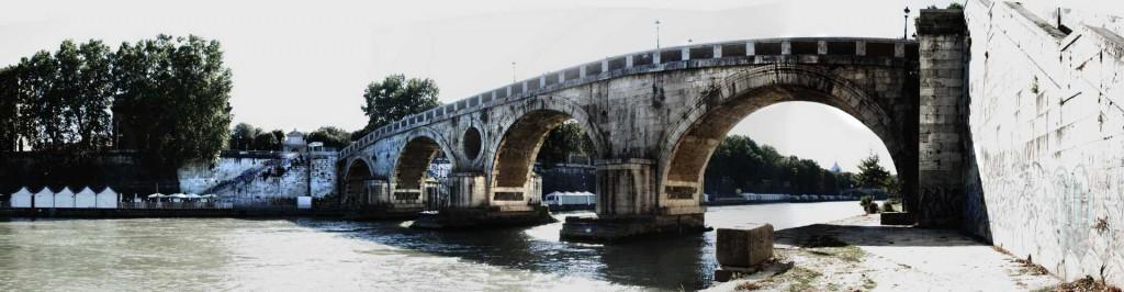 Roma - Panorama - Il Ponte Sisto - Michele Settembre