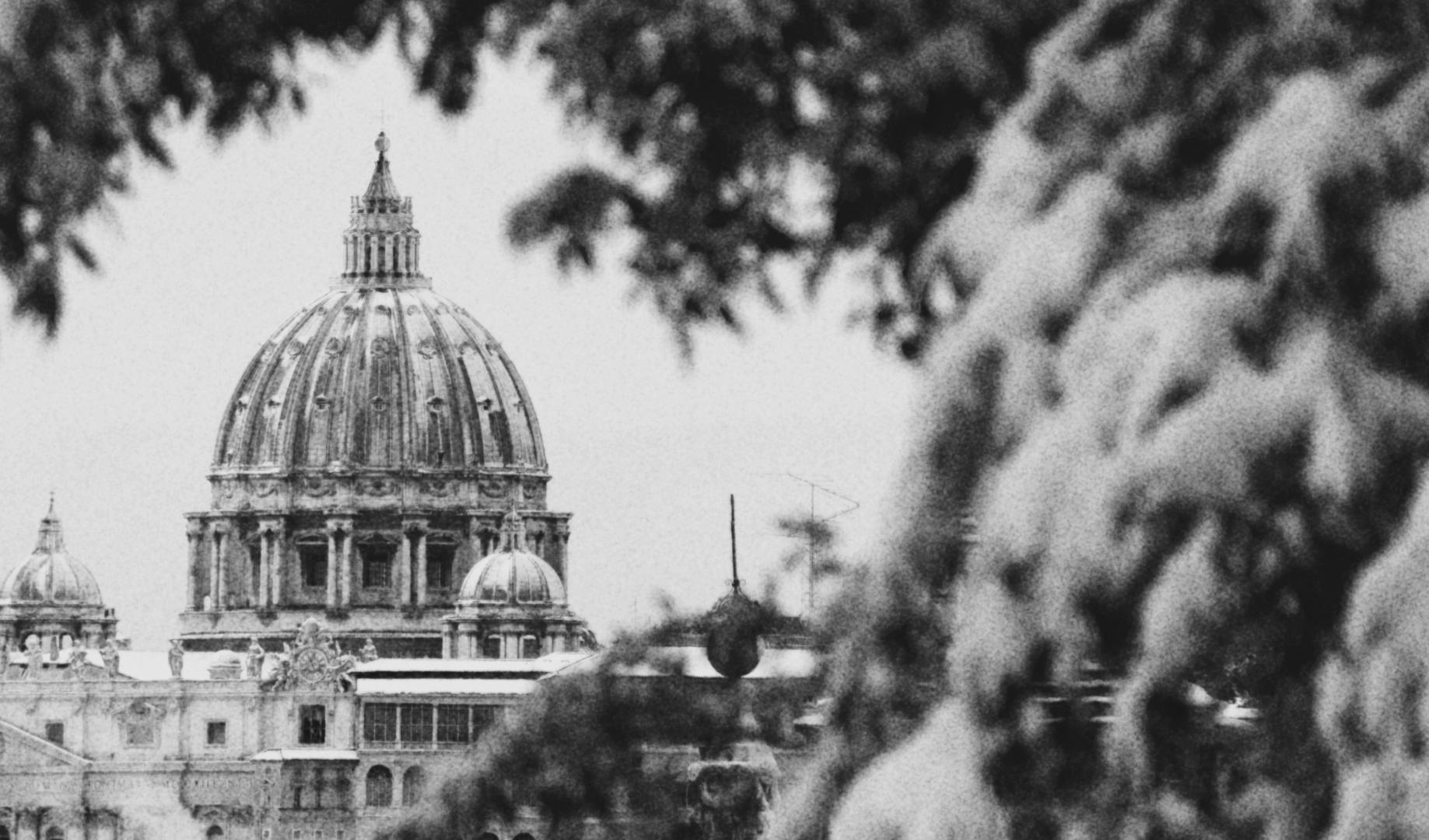 Fotografia in Roma - San Pietro nella neve - Michele Settembre