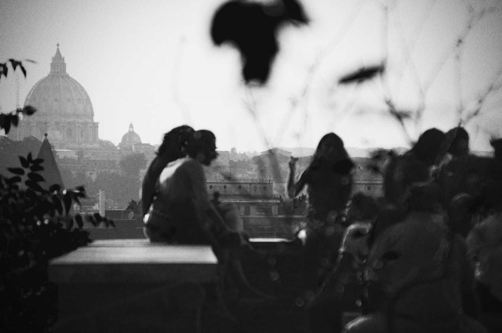 Fotografia in Roma - Il Giardino degli Aranci - Michele Settembre