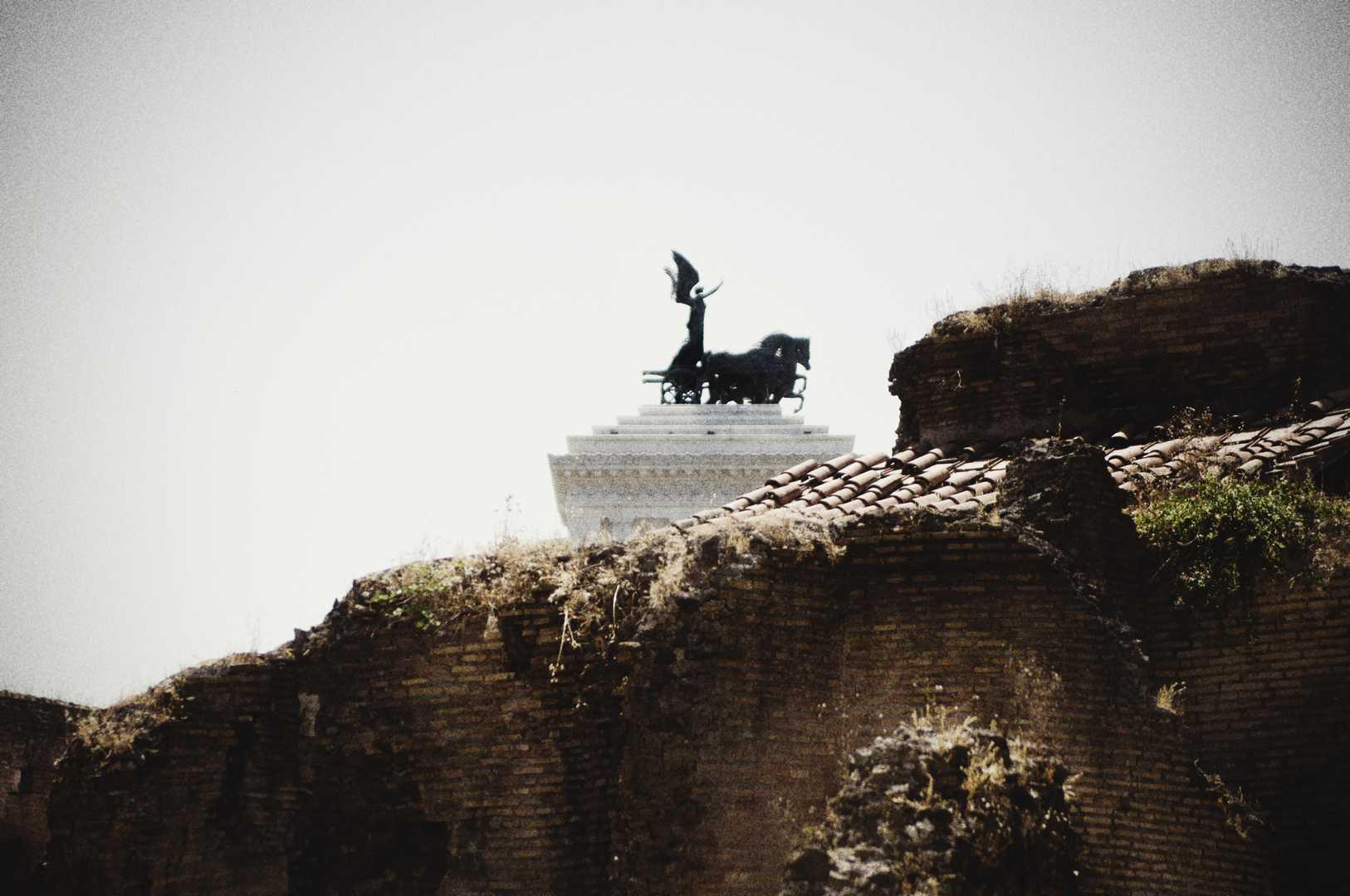 Fotografia in Roma - Frammenti, Il Milite Ignoto - Michele Settembre