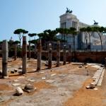 Panorama di Roma - Foro di Traiano - Michele Settembre