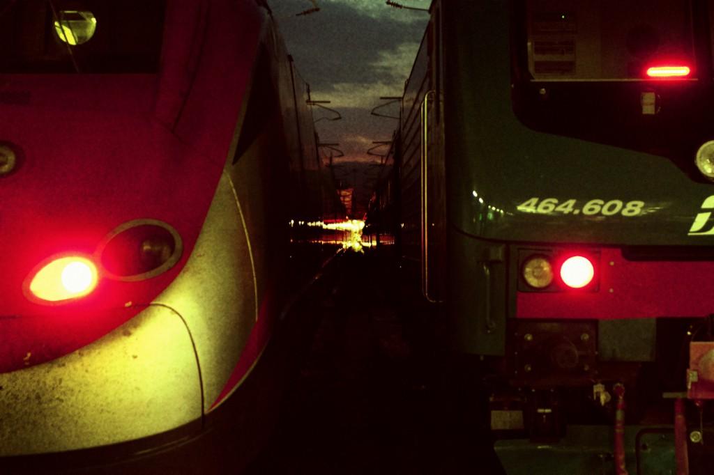 Fotografia in Roma - La Stazione Termini - Michele Settembre