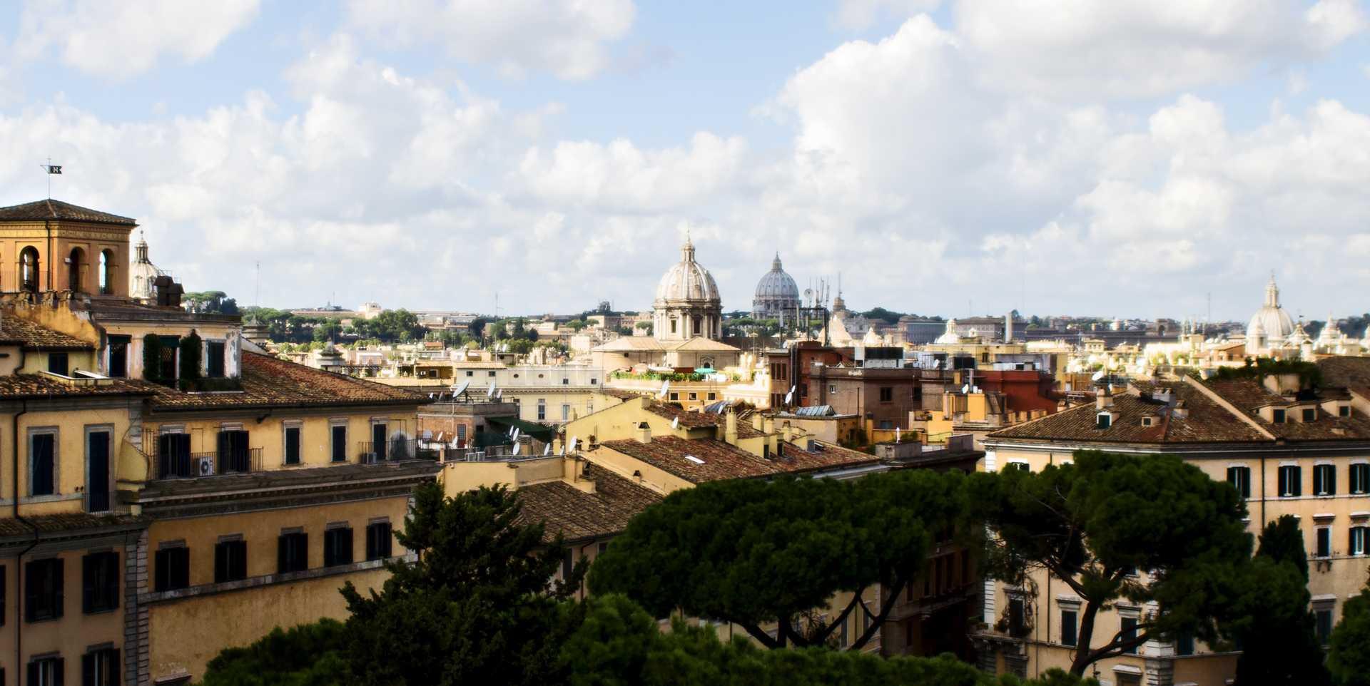 Fotografia in Roma - Vista sulle Basiliche - Michele Settembre
