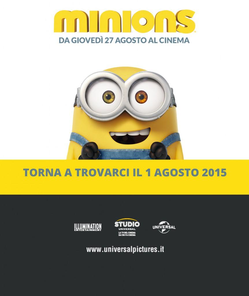 Minions di Universal - Michele Settembre