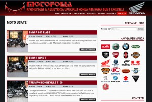 motofollia roma - Michele Settembre