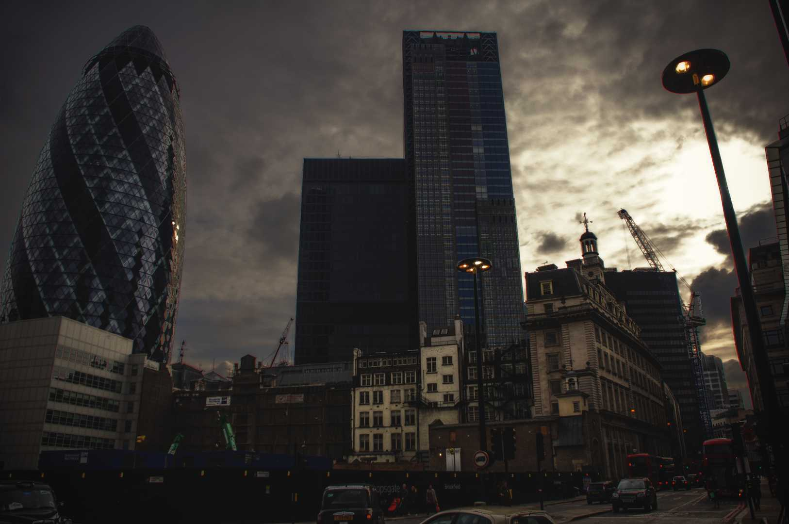 Michele Settembre fotografia londra city armosfera luce