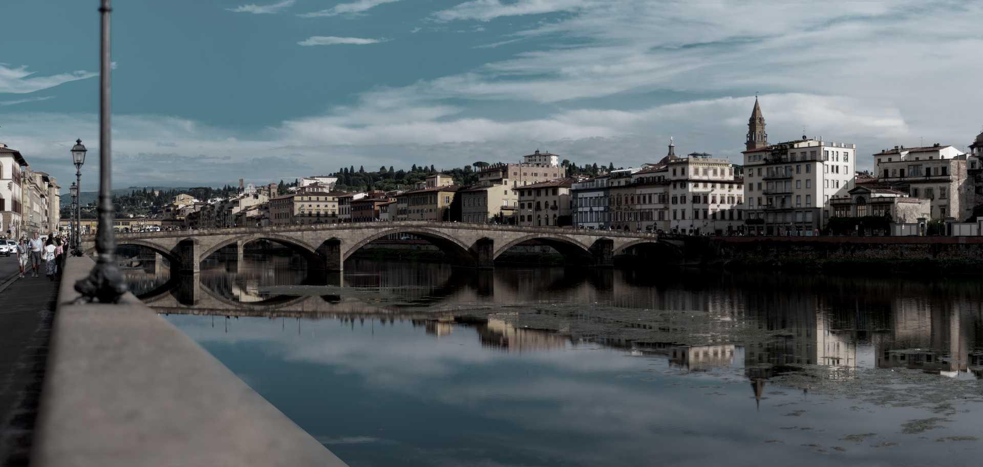 Michele Settembre fotografia in Firenze arno