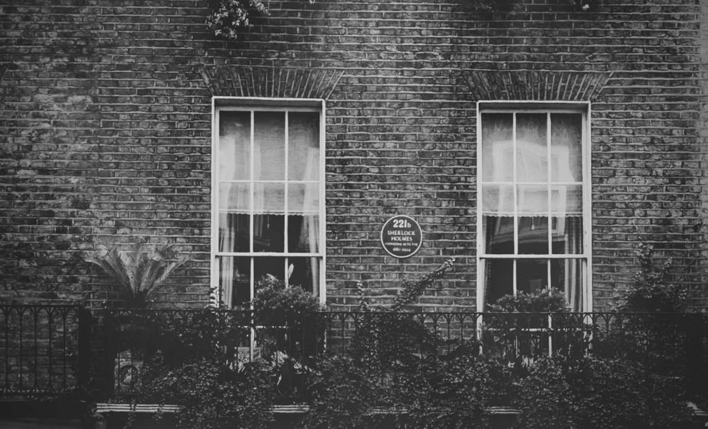London - Sherlock Holmes house - 1881 to 1904