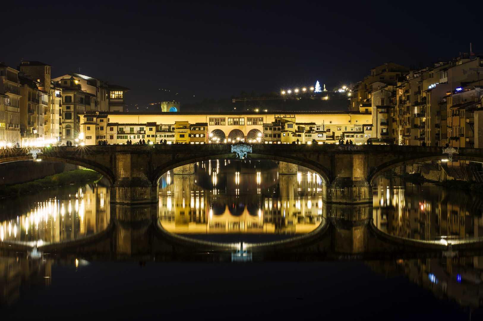 Michele Settembre - Firenze Ponte Vecchio