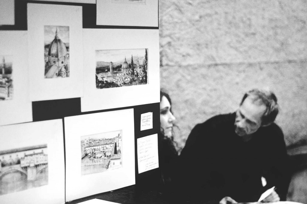 Michele Sette,bre - Fotografia in Firenze - Disegni