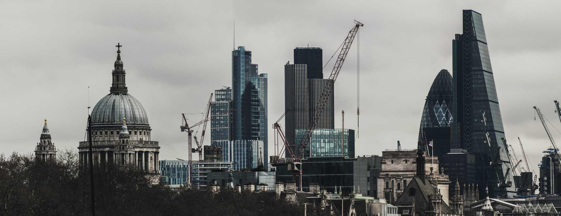 Michele Settembre - Fotografia in Londra - St Paul e la City