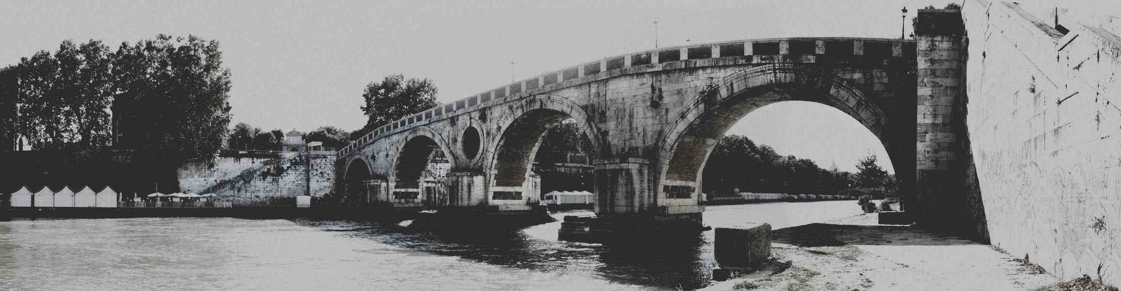 Michele Settembre - Fotografia in Roma - Il Ponte Sisto