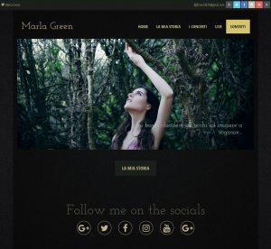 Michele Settembre - Lavoro web - Marla Green - marlagreen.it