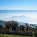 Michele Settembre - Todi dalle colline di Titignano