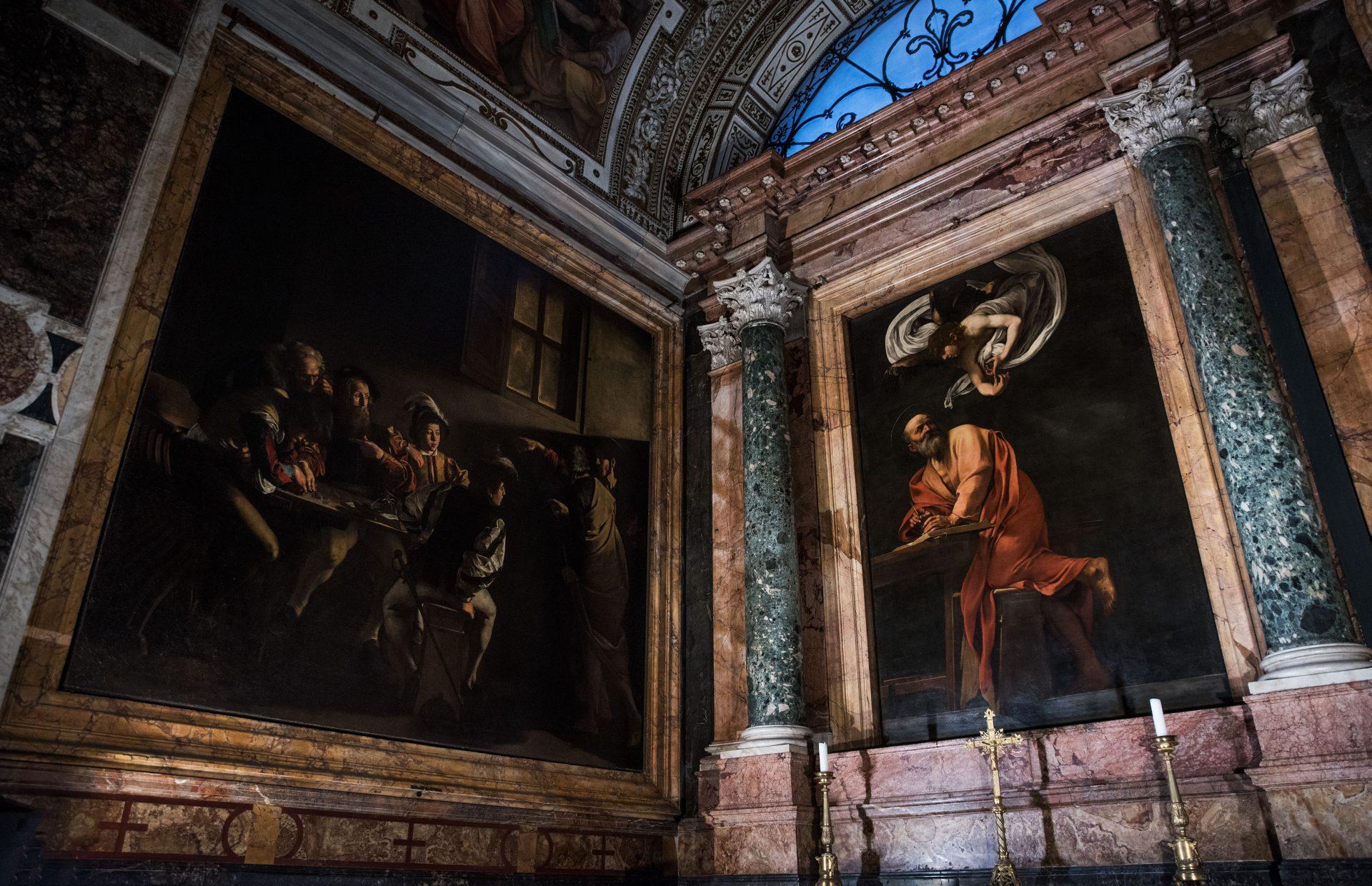 Michele Settembre - Fotografia in Roma - Il Caravaggio