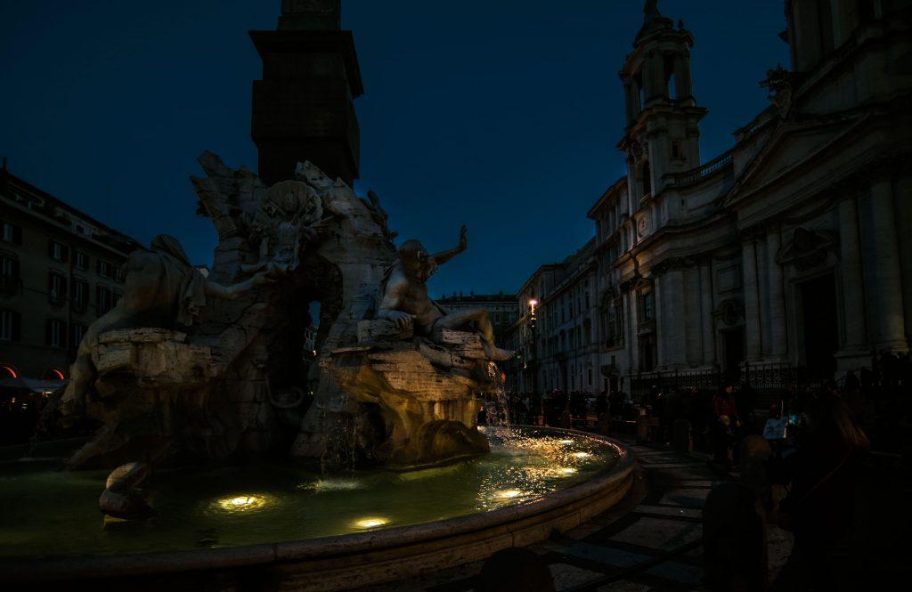 Michele Settembre - Fotografia in Roma - Piazza Navona